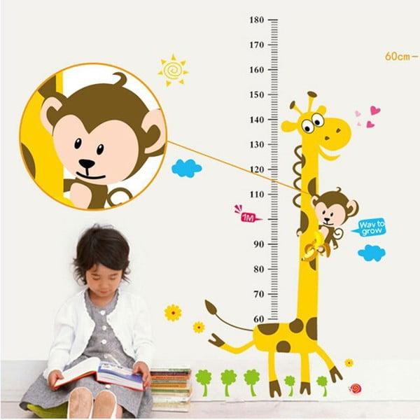 Naklejka dekoracyjna Giraffe