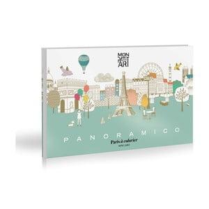 Panoramiczna układanka Mon Petit Art Paris