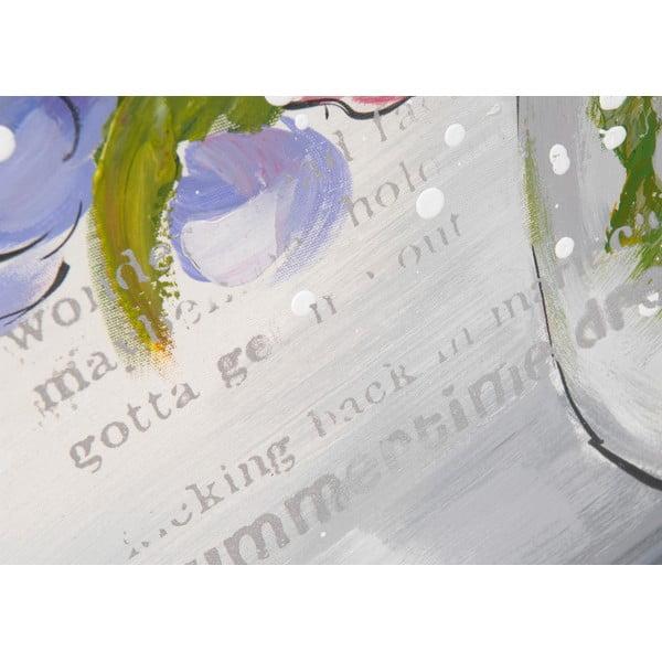Obrazy Rose Bouquet, 60x60 cm, 2 szt.