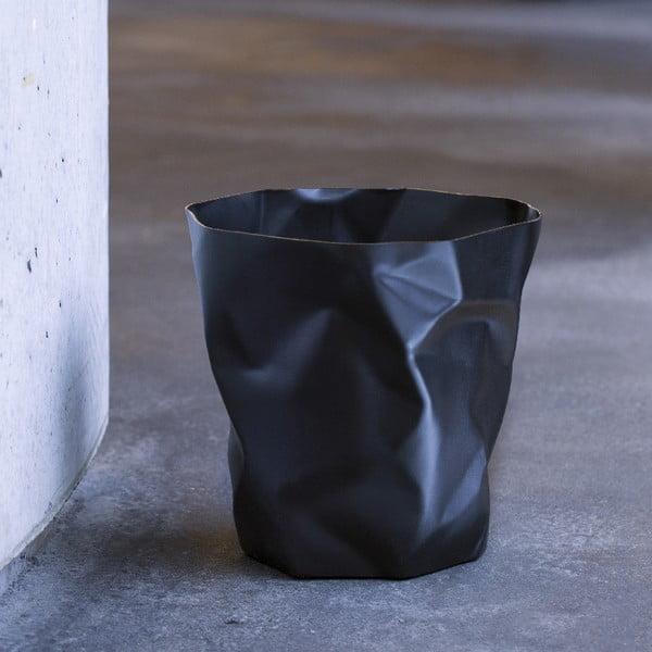 Czarny kosz na śmieci Essey Bin Bin