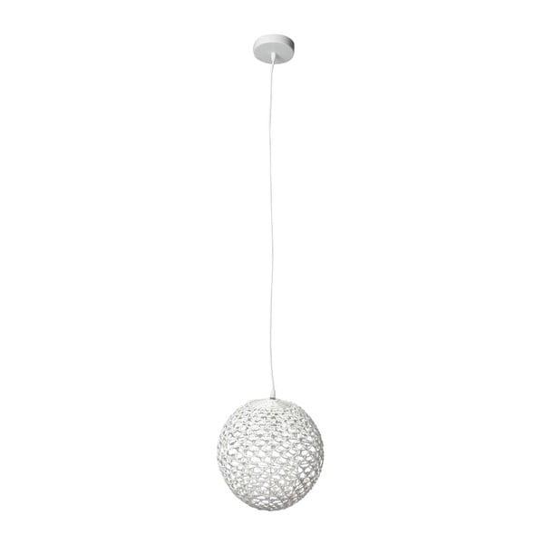 Lampa sufitowa Osier White, 31,5x35,5 cm