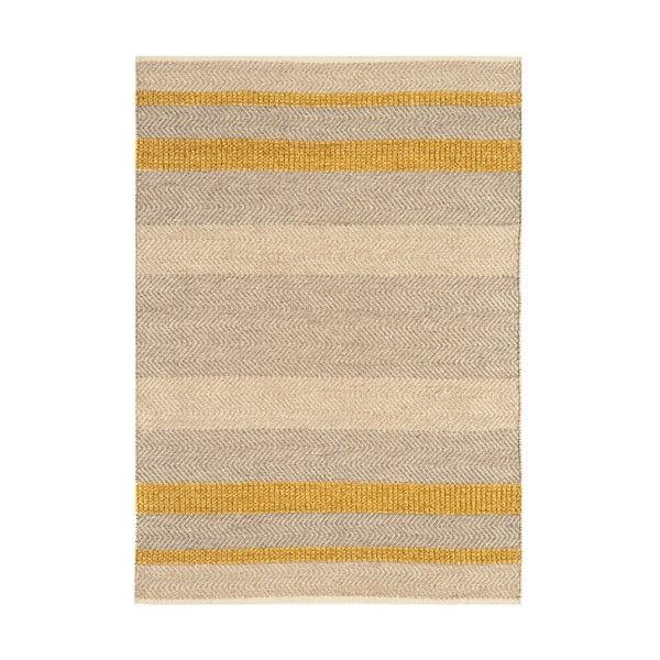 Dywan Fields Mustard, 120x170 cm