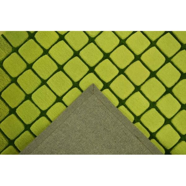 Dywan Casablanca Square 120x180 cm, zielony