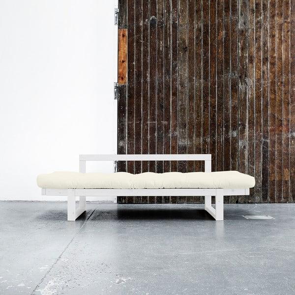 Sofa Karup Edge White/Natural