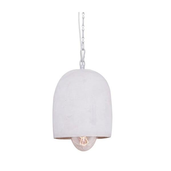 Lampa wisząca z marmurowym abażurem Flash, 15 cm