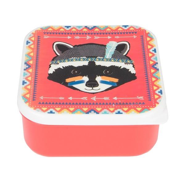 Pudełko na drugie śniadanie Sass & Belle Raccoon Adventure