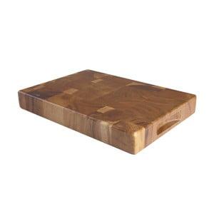 Deska z drewna akacjowego T&G Woodware Tuscany, dł. 38 cm