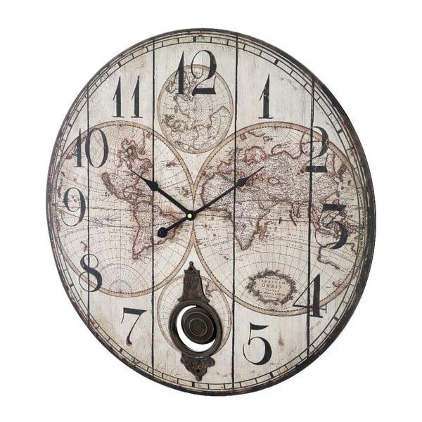 Zegar ścienny Global, 58 cm