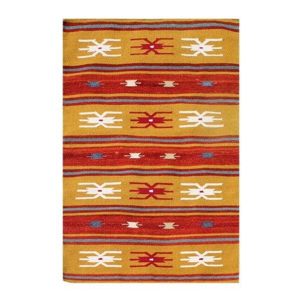 Ręcznie tkany dywan Kilim No. 207, 120x180 cm