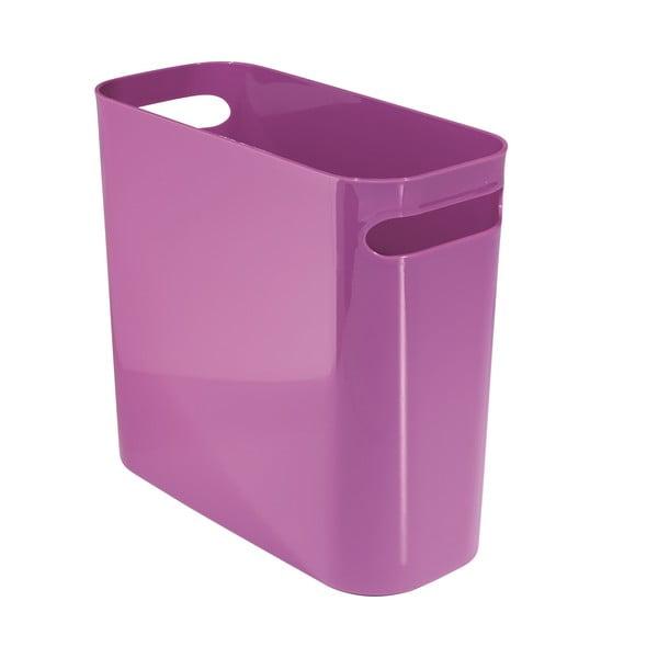 Pojemnik Una Purple, 27x12 cm