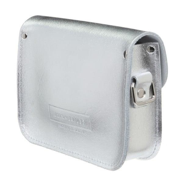 Skórzana torebka Pensford Silver