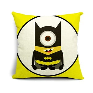 Poszewka na poduszkę Minion Superhero, 45x45 cm