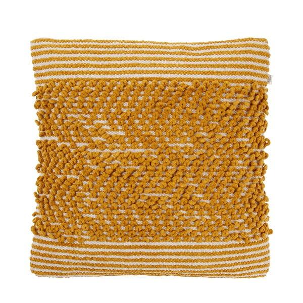 Poduszka Barto Mustard, 45x45 cm