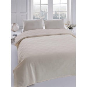 Cienka narzuta na łóżko Pique 268, 200x235cm