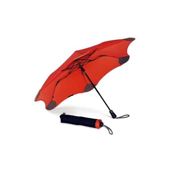 Super wytrzymały parasol Blunt XS_Metro 95 cm, czerwony