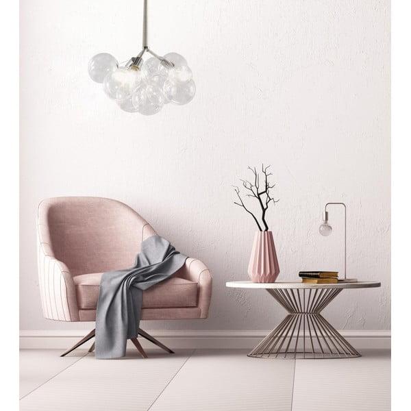 Biała lampa wisząca Really Nice Things Bubble