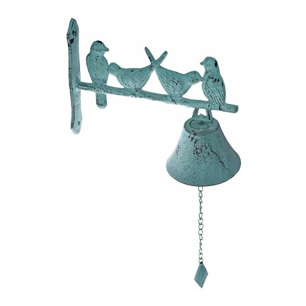 Dzwonek ścienny Mint Birds