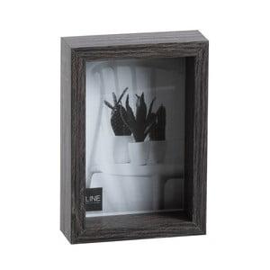 Ramka na zdjęcie Black Frame, 12x17 cm