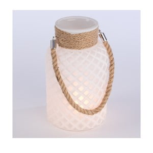 Lampion Meanra 26 cm, biały