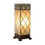 Lampa stołowa Tiffany Filigree