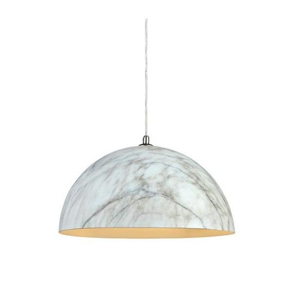 Lampa wisząca z dekorem marmuru Markslöjd Rock