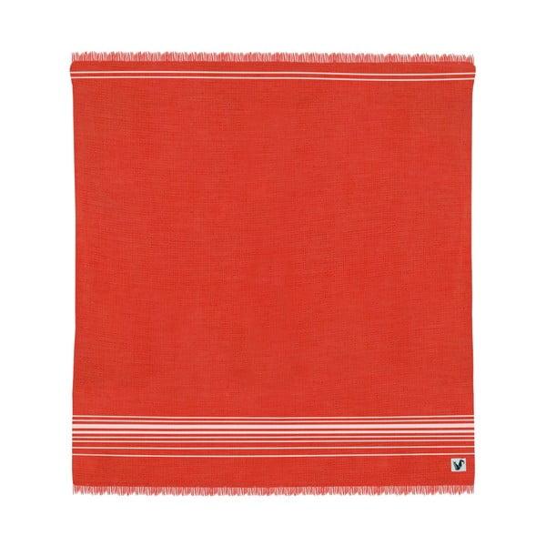 Plażowy ręcznik Origama XL Tomato
