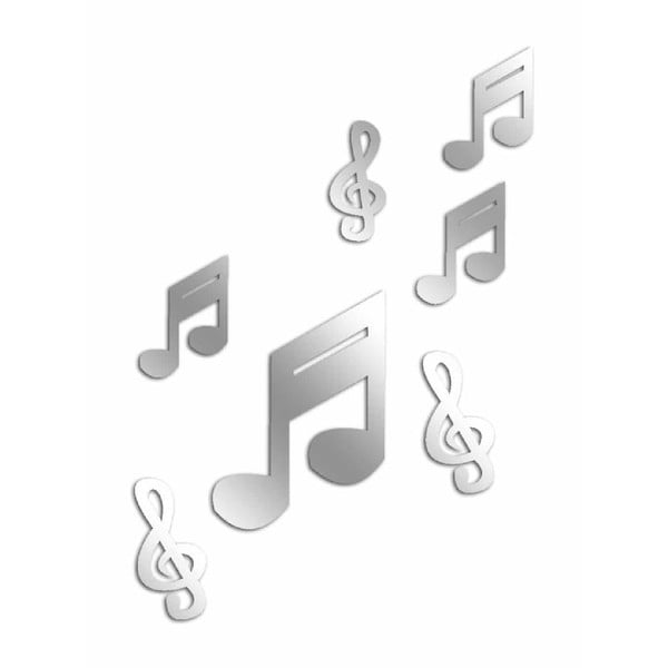 Lustro dekoracyjne Love Music