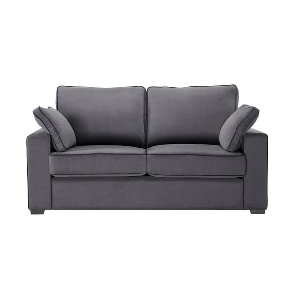 Sofa dwuosobowa Jalouse Maison Serena, stalowa