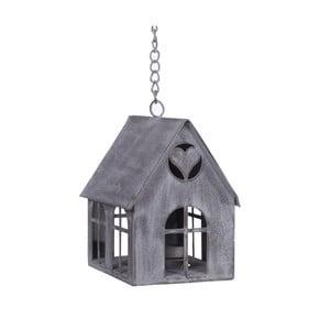 Lampion w kształcie domku Dino Bianchi