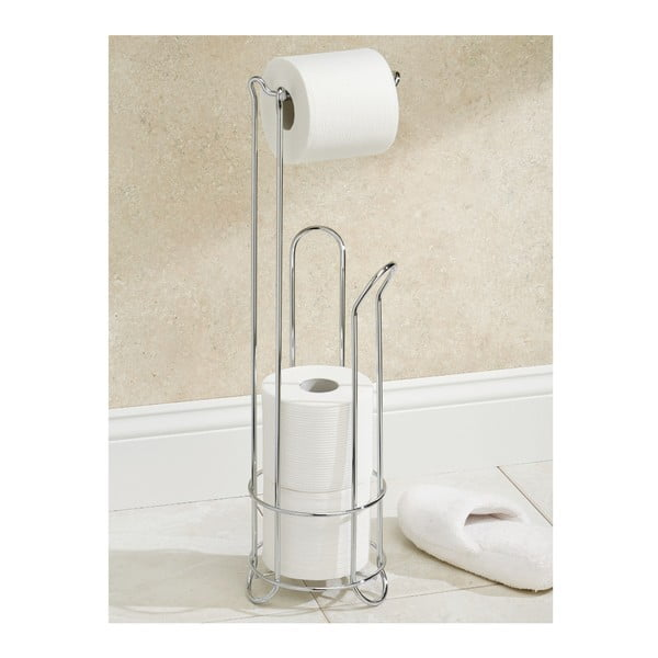 Stojak na papier toaletowy InterDesign Classico
