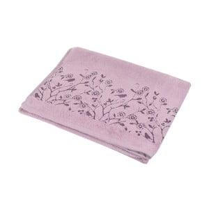 Ręcznik Antenne Lilas, 90x140 cm