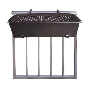 Wiszący grill na balustradę Esschert Design BBQ