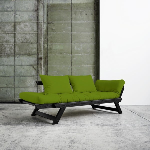 Sofa Karup Bebop Black/Lime