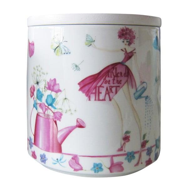 Porcelanowy pojemnik na ciastka Ruby Biscuits