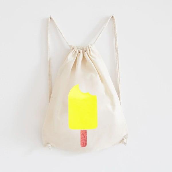 Plecak płócienny Eis