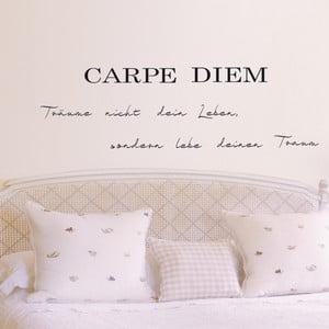 Naklejka Carpe Diem
