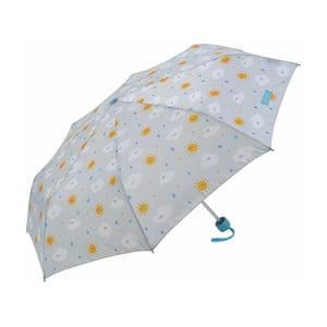 Niebieska parasolka Light Sky