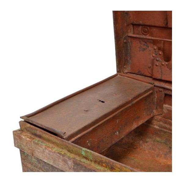 Skrzynia Orient 40x65 cm, brązowe