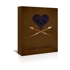 Obraz na płótnie Heart of Darkness