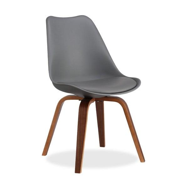 Krzesło Cross Plywood Grey