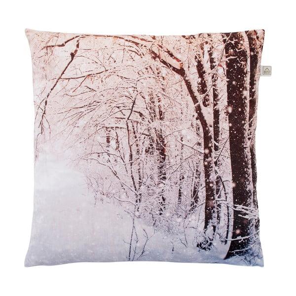 Poduszka Snow Light Grey, 45x45 cm