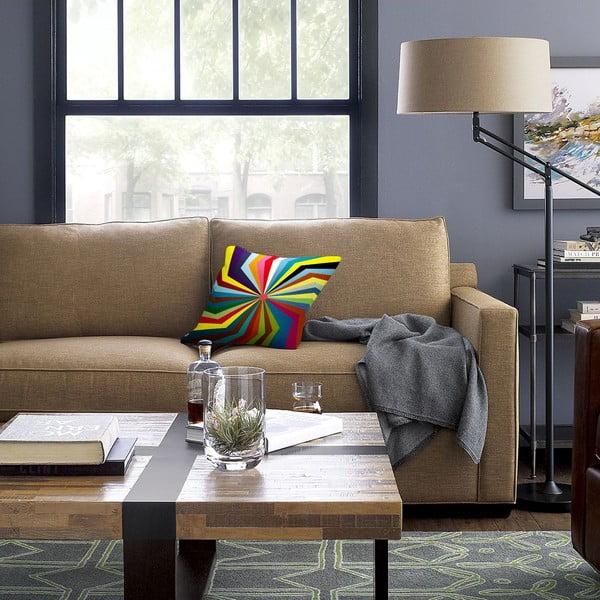 Poszewka na poduszkę Spiral Muxrun, 45x45 cm