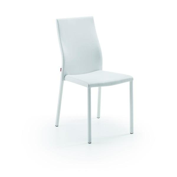 Krzesło Aura, białe