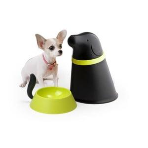Miska dla psa QUALY Pupp, czarna