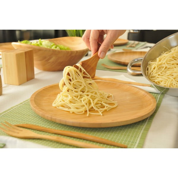 Bambusowy nabierak spaghetti Bambum