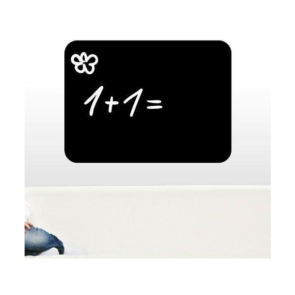 Naklejka Classical blackboard, 75x55 cm