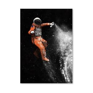 Plakat Astronaut, 30x42 cm