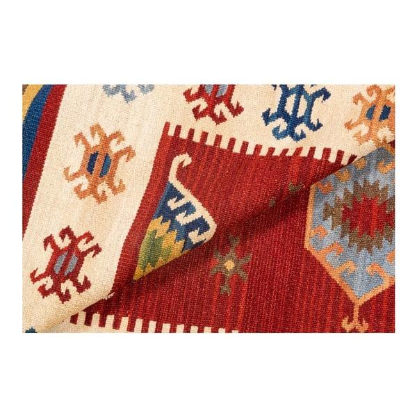 Dywan ręcznie tkany Kilim Dalush 109, 120x70 cm