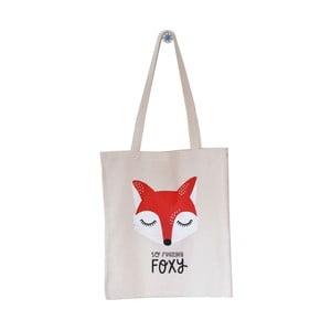 Torba bawełniana Foxy