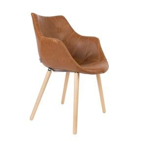 Krzesło Twelve Vintage Brown